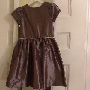 Beautiful girls size 8 party dress